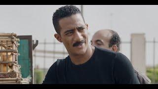 محمد رمضان  زين القناوي  ضرب مسعد ورجالة هتلر علقة موت 💪🤣