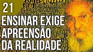 Baixar Capítulo 2.6 - Ensinar exige apreensão da realidade - Pedagogia da Autonomia, de Paulo Freire
