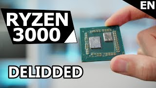 RYZEN 3000 Delidded - Overclocking Expectations and Temperature Scaling