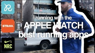 best running apps for the apple watch