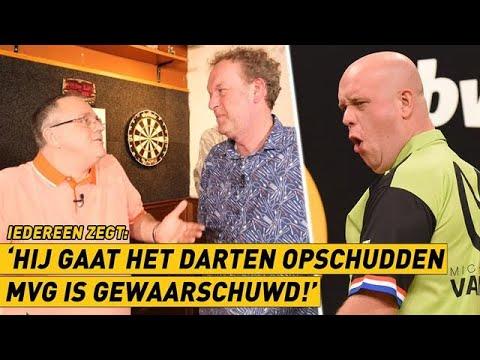 'Hij Is Een Jongen Waar IEDEREEN Over Praat!' | RTL Darts Bullseye