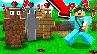 HİLE AÇIP İZLEYİCİLERİMİZİ DELİRTTİK - Minecraft