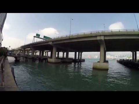 【Hong Kong City Tour】Victoria Harbourfront = North Point - Causeway Bay (Part 3/6)
