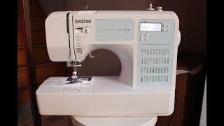 Débuter en couture : mon avis sur la machine à coudre BROTHER FS40 ✨ Marion Blush