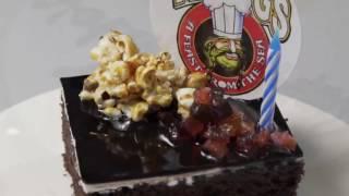 Vikings Luxury Buffet - 2 MILLION cakes served