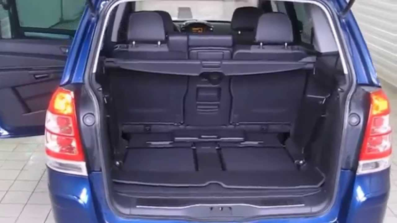opel zafira 2010 1 9 cdti 110kw youtube. Black Bedroom Furniture Sets. Home Design Ideas