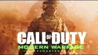 MW2 MULTIPLAYER REMASTERED thoughts by Whiteboy7thst