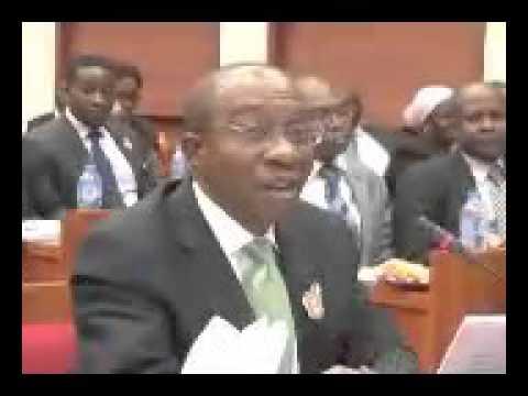 CBN Governor Godwin Emefiele's confession about REMITA and the #TSA