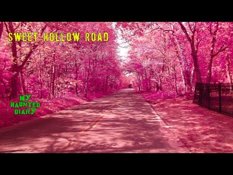 SWEET HOLLOW ROAD SPOOKY Moments On FILM Long Island Paranormal MY HAUNTED DIARY