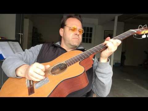 He lives - Gospel fingerstyle guitar