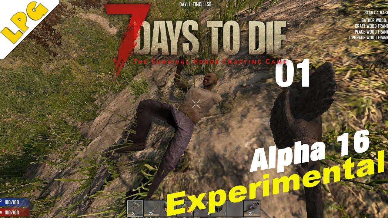 7 days to die alpha 16 deutsch