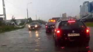 17.07.2015 дождь в питере