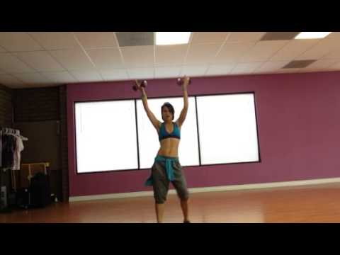 zumba toning routine beat on my drum by pitbull and gabry p youtube. Black Bedroom Furniture Sets. Home Design Ideas