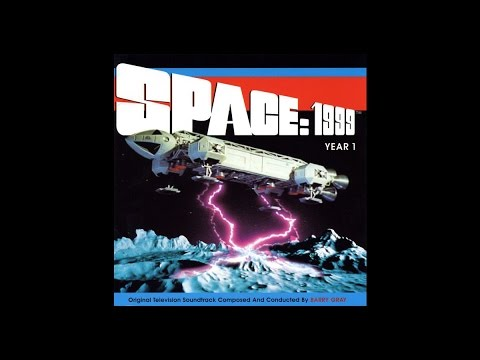Space 1999   Season 1 Full Television Soundtrack