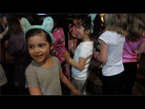 EPIC KIDS DANCE PARTY!