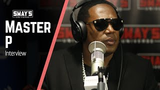 Master P Reveals 'No Limit' Doc, Educating Others Through Masterclass + Luxury Sneaker, MoneYatti