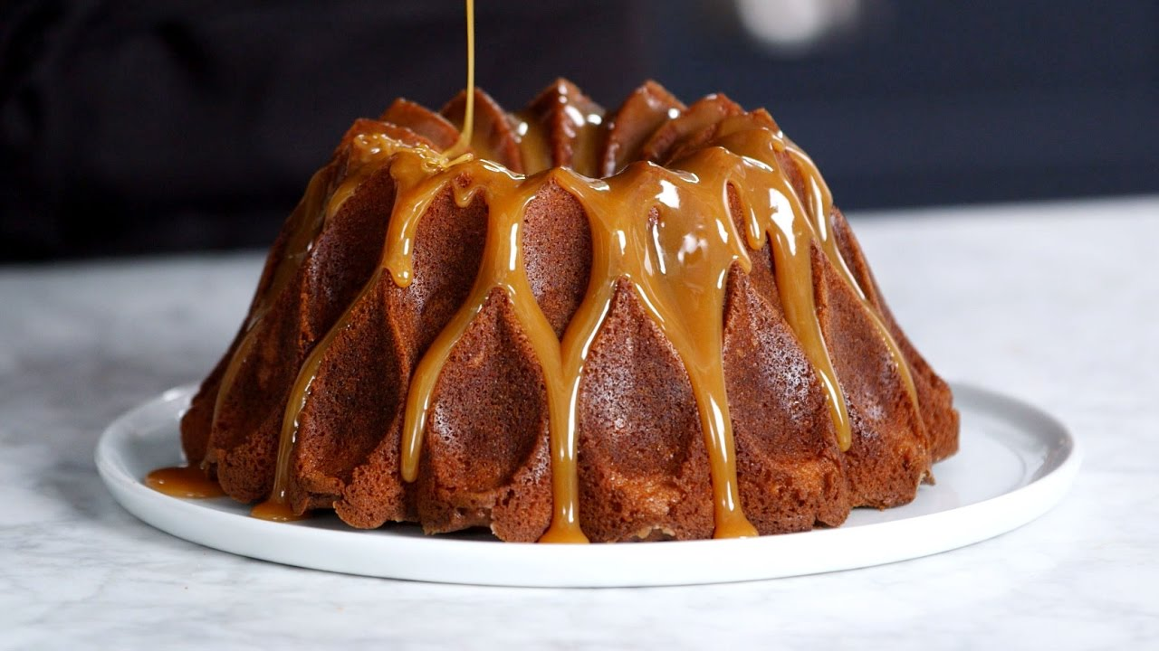 The Secret To Making Your Best Ever Bundt Cake Youtube
