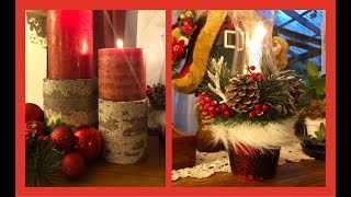~THREE DOLLAR TREE CHRISTMAS DIY'S - Christmas Home Decor ~