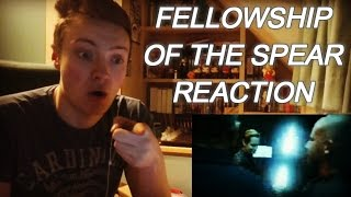 LEGENDS OF TOMORROW - 2X15 FELLOWSHIP OF THE SPEAR REACTION