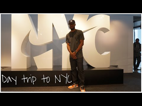 Nike Town New York | Extra Butter Sneaker shop | Williamsburg Bridge
