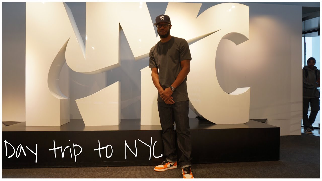 3edaaf6886e Nike Town New York