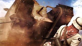 14 minutes of battlefield 1 multiplayer gameplay
