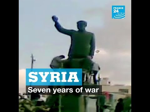 Syria: Seven years of war