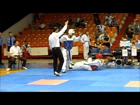 Arlind Sylaj Taekwondo 2013
