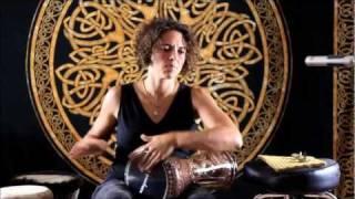 Carolyn Koebel WFMT Arabic Drumming Video