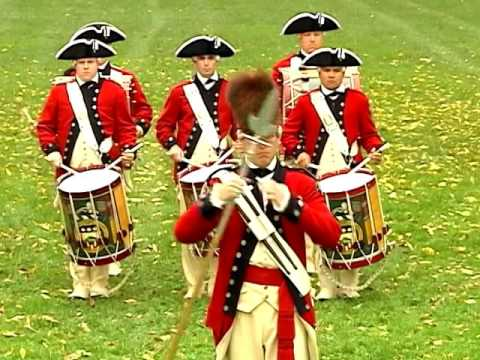 History Notes: The Music of Washington's World — Fife and Drum Tunes