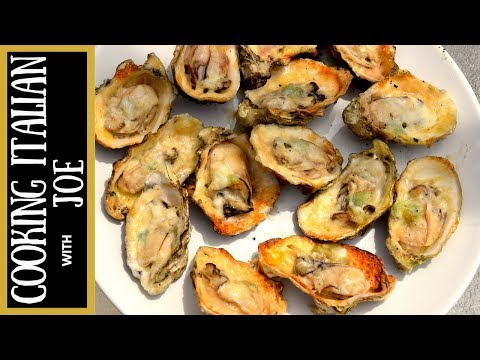 World's Best Grilled Oysters Cooking Italian With Joe