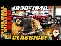 CLASSIC CARS of the 1930's - FMV267