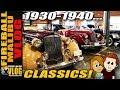 VINTAGE CLASSIC CARS OF 1930-1940 - FIREBALL MALIBU VLOG 267