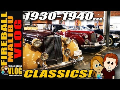 CLASSIC CARS of the 1930's – FMV267