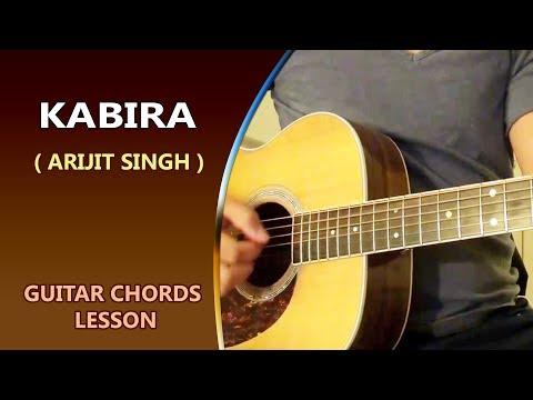 KABIRA - Guitar Chord Lesson || Musical Guruji