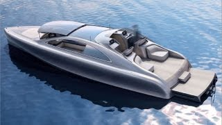 Yacht Design: ARROW460 -- Granturismo