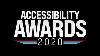 2020 Video Game Accessibility Awards