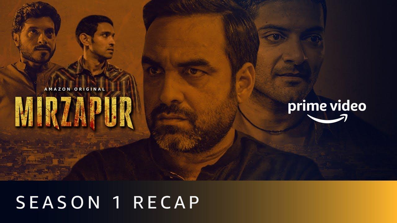 Download Mirzapur Season 1 Recap | Pankaj Tripathi, Ali Fazal, Divyenndu, Vikrant Massey | Amazon Original