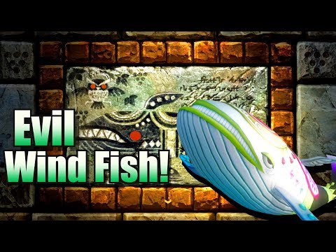 Zelda Link's Awakening: The Wind Fish Is EVIL!? [Theory]