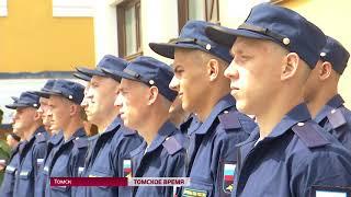 Призывники Томской области впервые прошли обучение по специальности «стрелок-парашютист»
