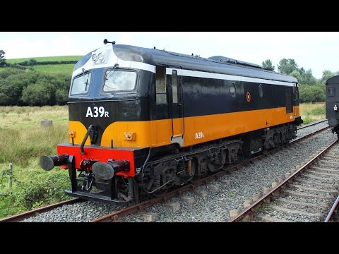Downpatrick and County Down Railway Diesel Day 2016