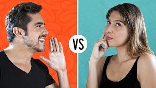 Lo Que Dices vs Lo Que Piensas