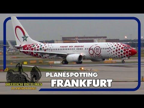 Planespotting Frankfurt Airport | Oktober 2017 | Teil 1
