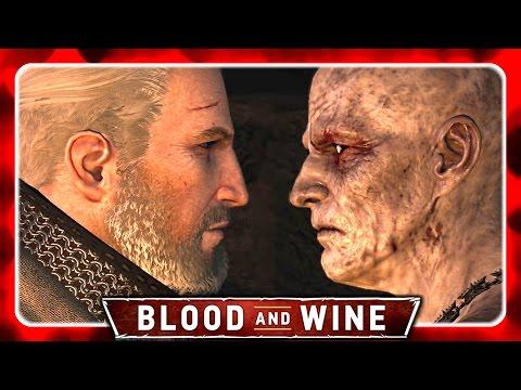 Witcher 3 🌟 BLOOD AND WINE 🌟 The Unseen Elder Vampire