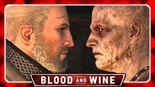 Witcher 3 🌟 BLOOD AND WINE 🌟 The Unseen Elder Vampire