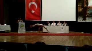 Gambar cover şirinyerspor jimnastik 2013 yıldızlar 2.si SUDE ÇUHADAROĞLU performansı