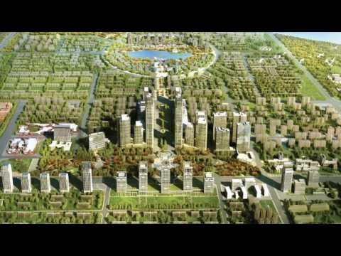 Evolution Energie & CFLD Gu'An Smart city