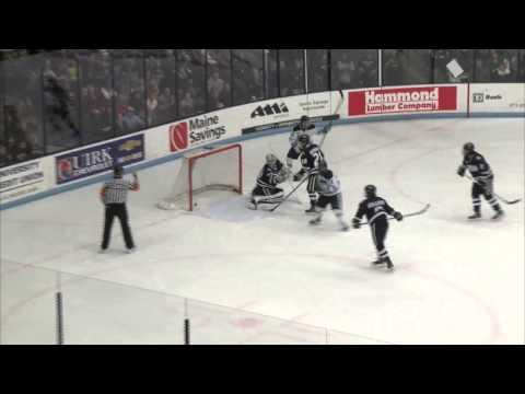 Maine Men's Ice Hockey vs. UNH Highlights