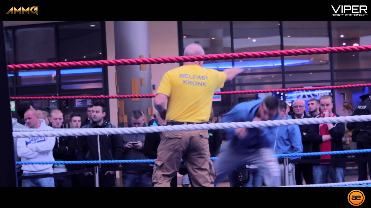 Kronk Gym Boxers Daniel Mc Shane & James Tennyson Training at Victoria  Square (Watch in 1080p HD)