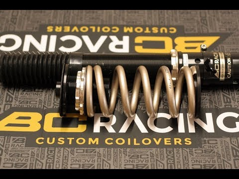 BMW E70 X5 - BC Racing Rear Coilover Install